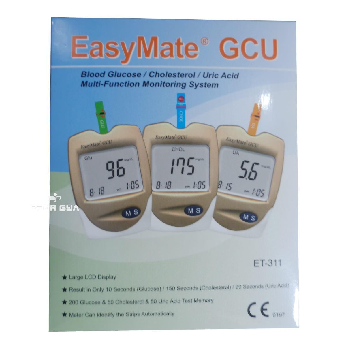 Апарати за измерване на холестерол и пикочна киселина